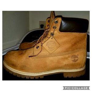 Mens wheat 🌾Sz 13 Timberland boots